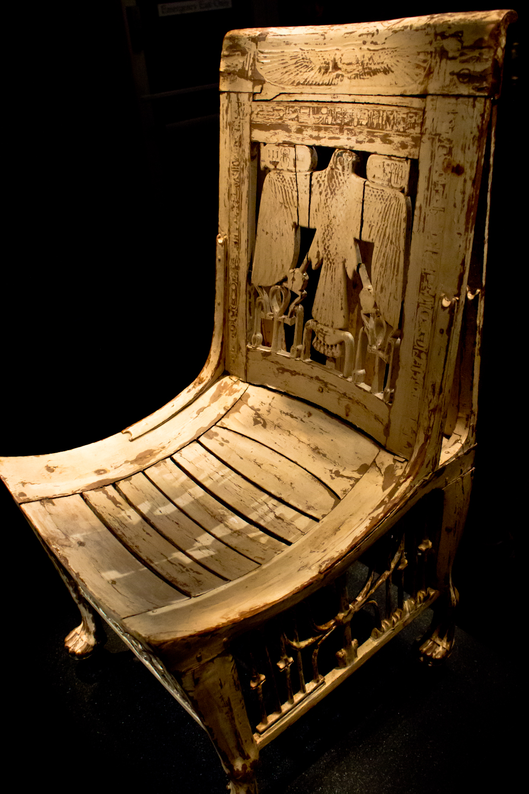 the chair king stand deer photographs of some historical and archeological artifacts
