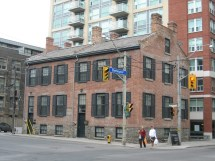 Visiting 363 Adelaide Street East Toronto Ontario