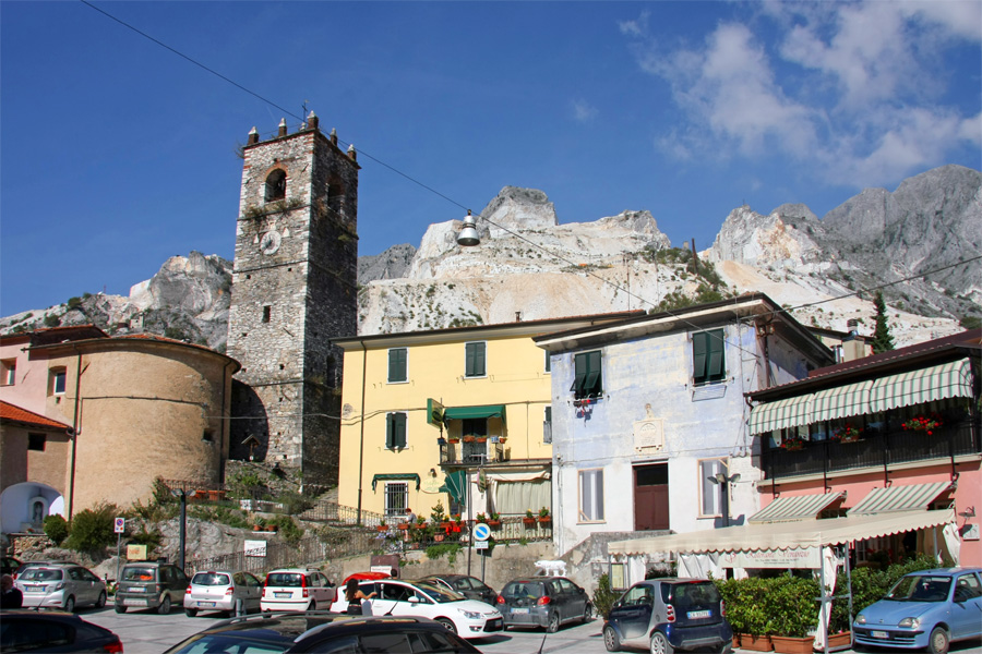 Colonnata Carrara  Wikipedia