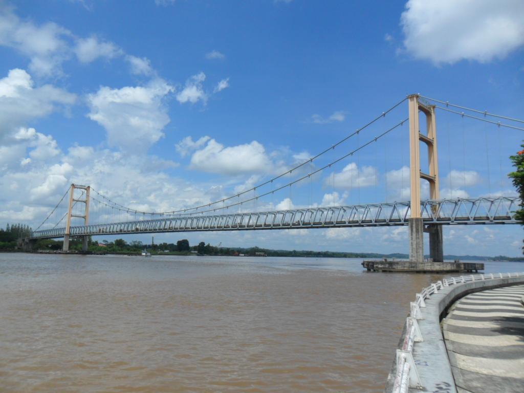 Kutai Kartanegara Bridge  Wikipedia