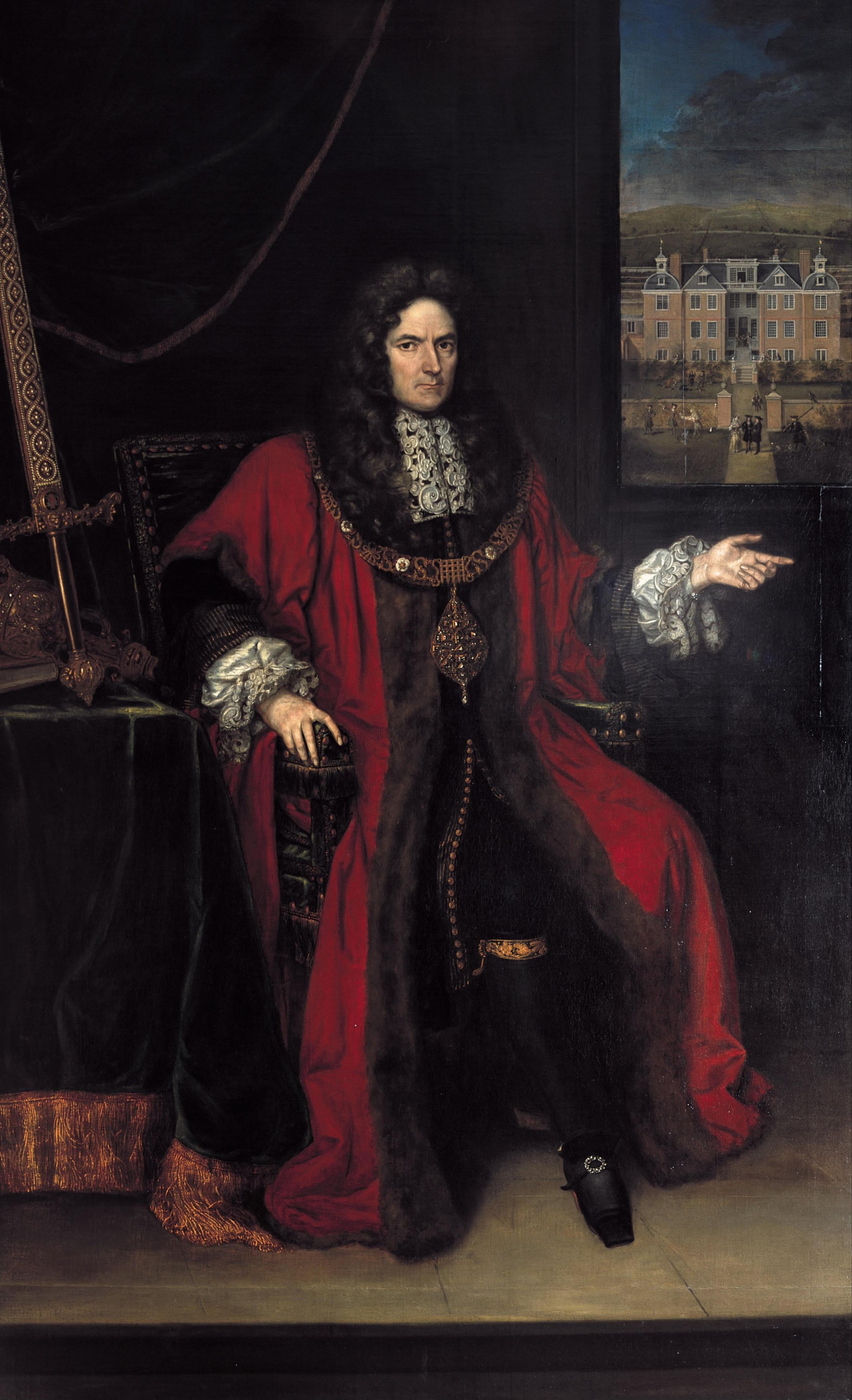 Robert Clayton Lord Mayor  Wikipedia