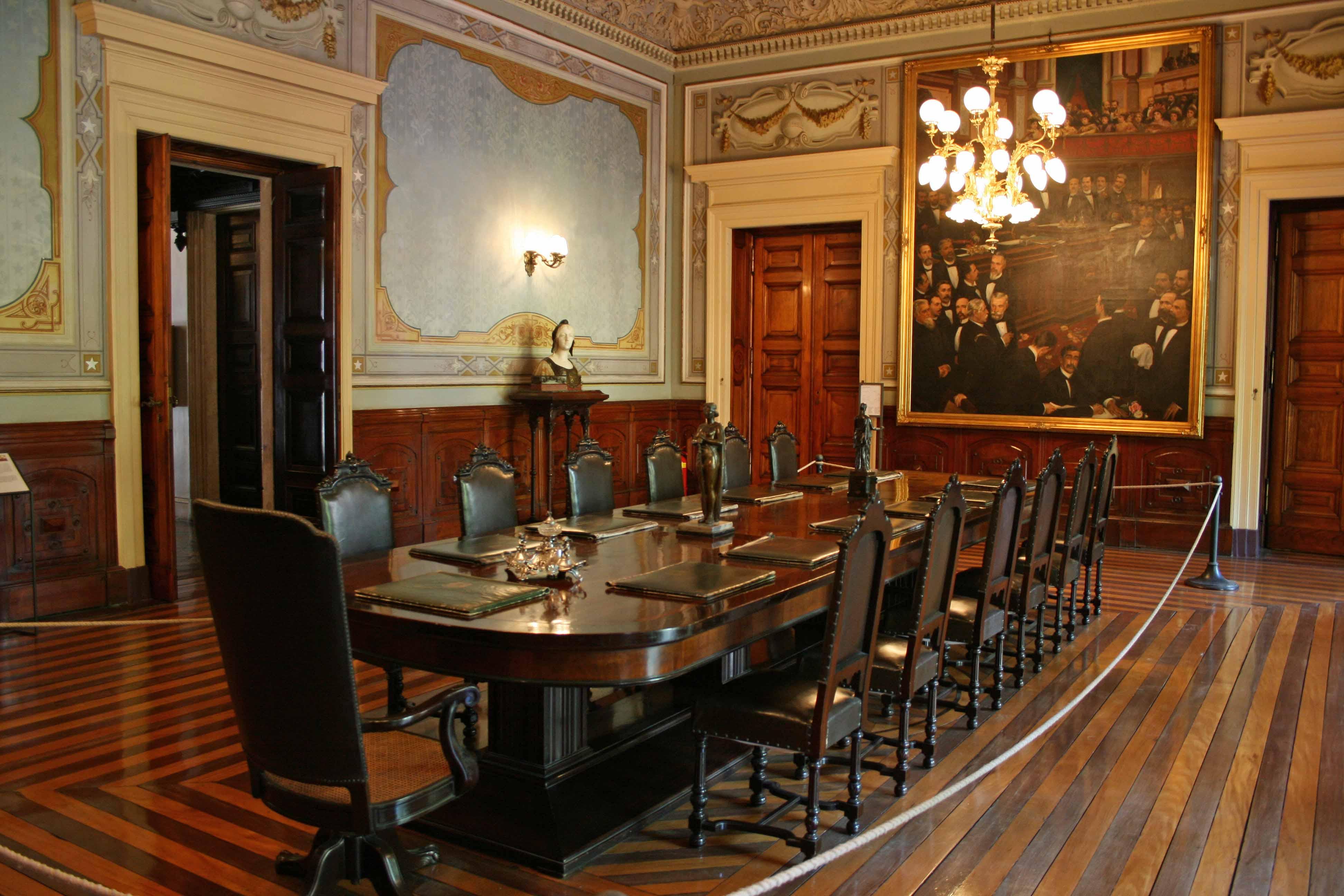 Português: Palácio Nova Friburgo - Palácio do ...