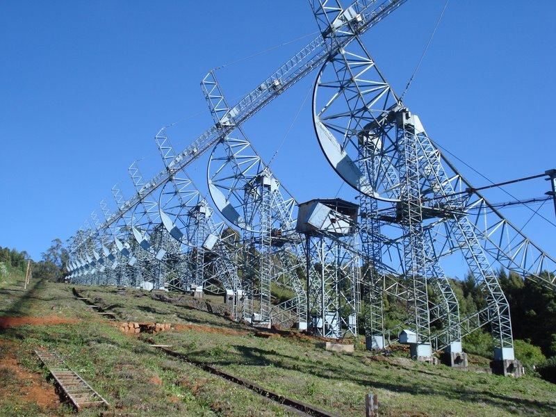 Ooty Radio Telescope  Wikipedia