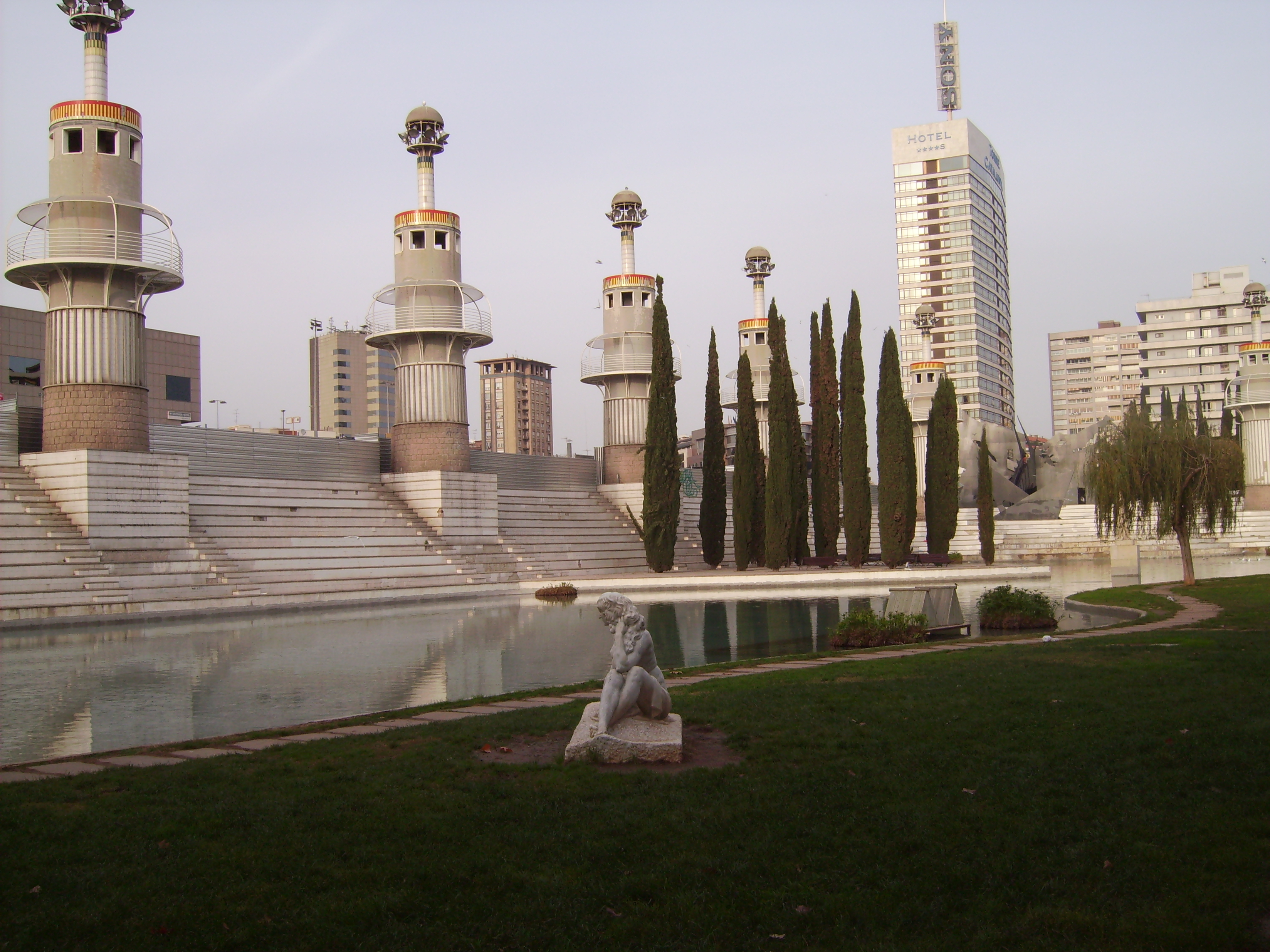Barcelona  Cities Beautiful