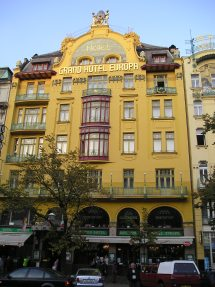 Grand Hotel Europa Prague