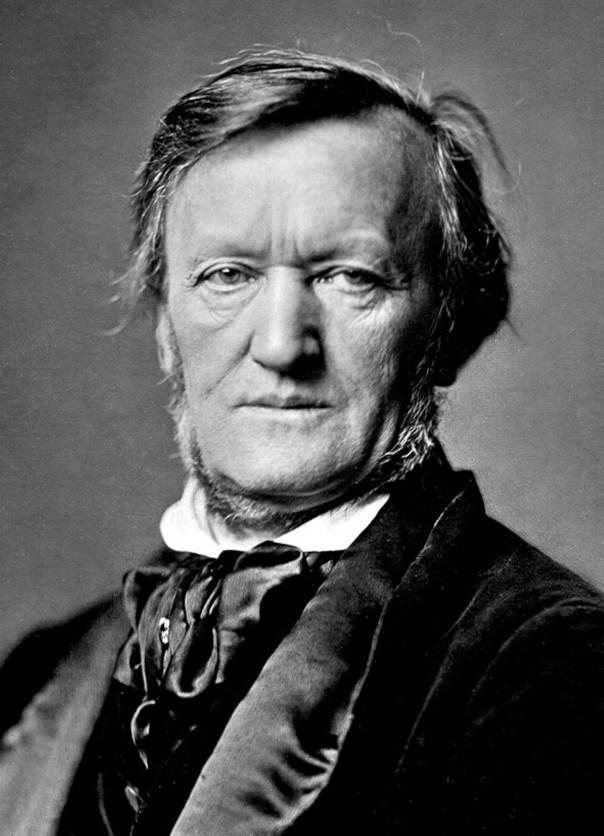 Image result for Richard Wagner