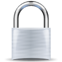 The icon of Silverlock, a password management ...