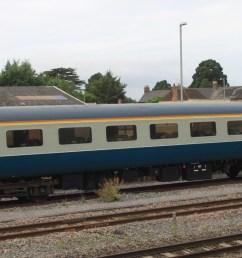 british railways mark 2 [ 1366 x 820 Pixel ]