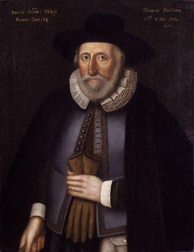 English: Thomas Hobson (1544-1631) Français : ...