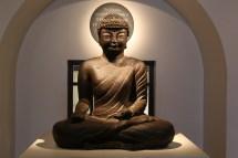 File British Museum - Iron Figure Of Buddha Koryo