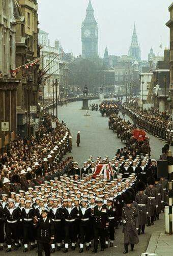 Death and state funeral of Winston Churchill  Wikipedia