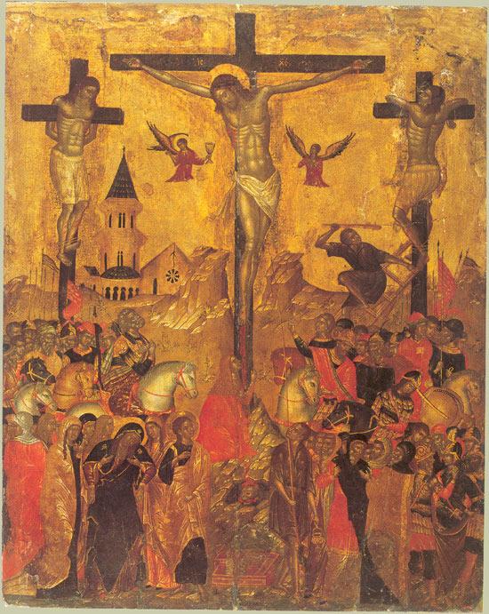 Cretan Crucifixion