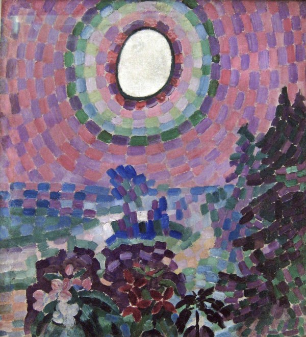 File Delaunay - Paysage Au Disque Wikimedia Commons