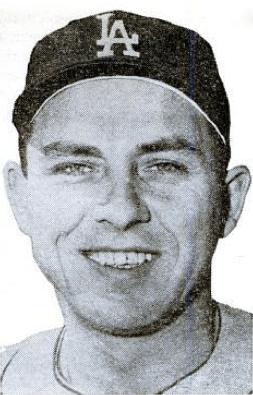English: Brooklyn/Los Angeles Dodgers first ba...