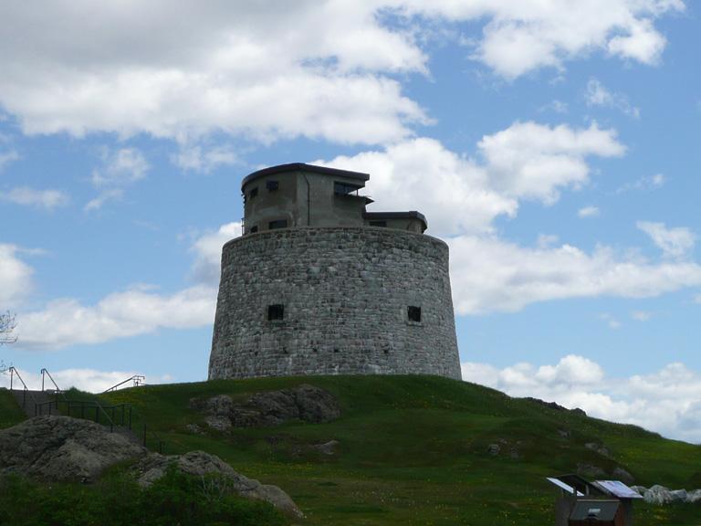Carleton Martello Tower  Wikipedia