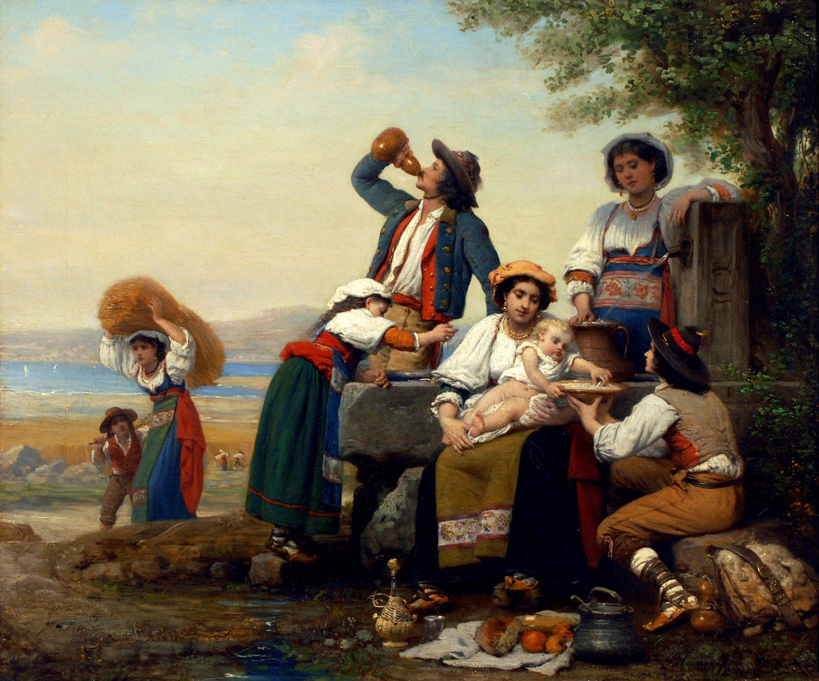 French Country Art