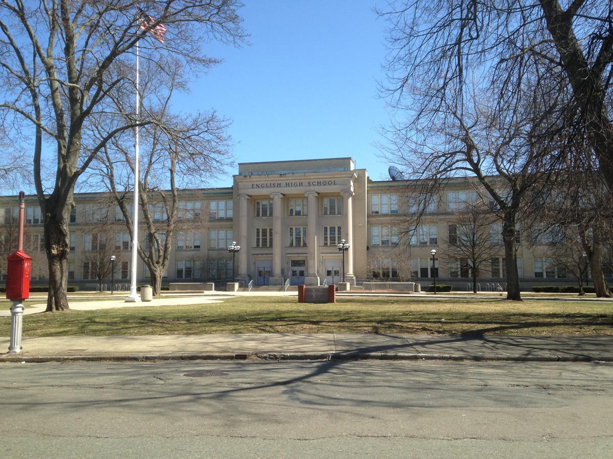 Lynn English High School