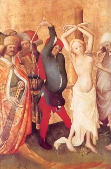 File:Meister Francke - Geißelung der hl. Barbara.jpg