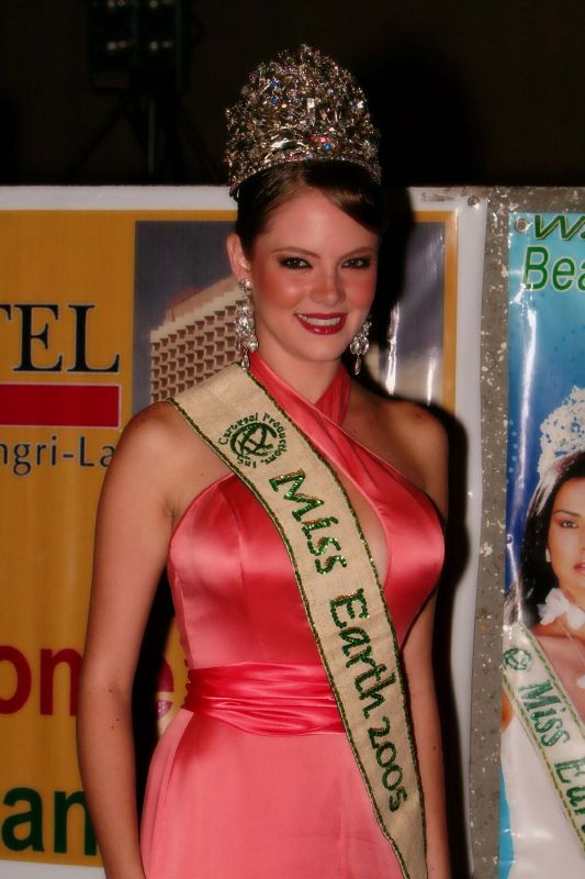 50 Photos Of Alexandra Braun Miss Earth 2005