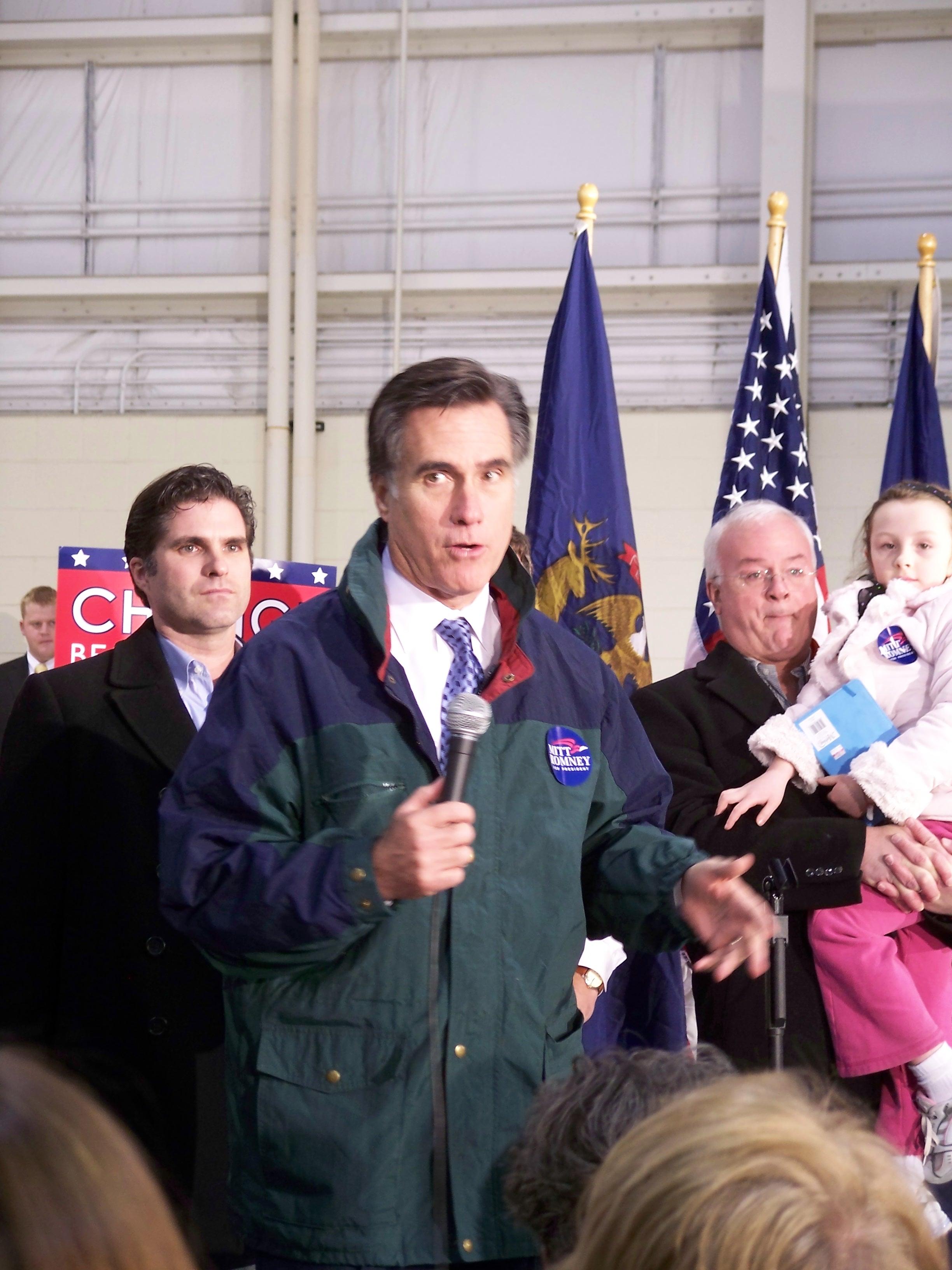 Mitt Romney; GOP; Republican; President; Candidate