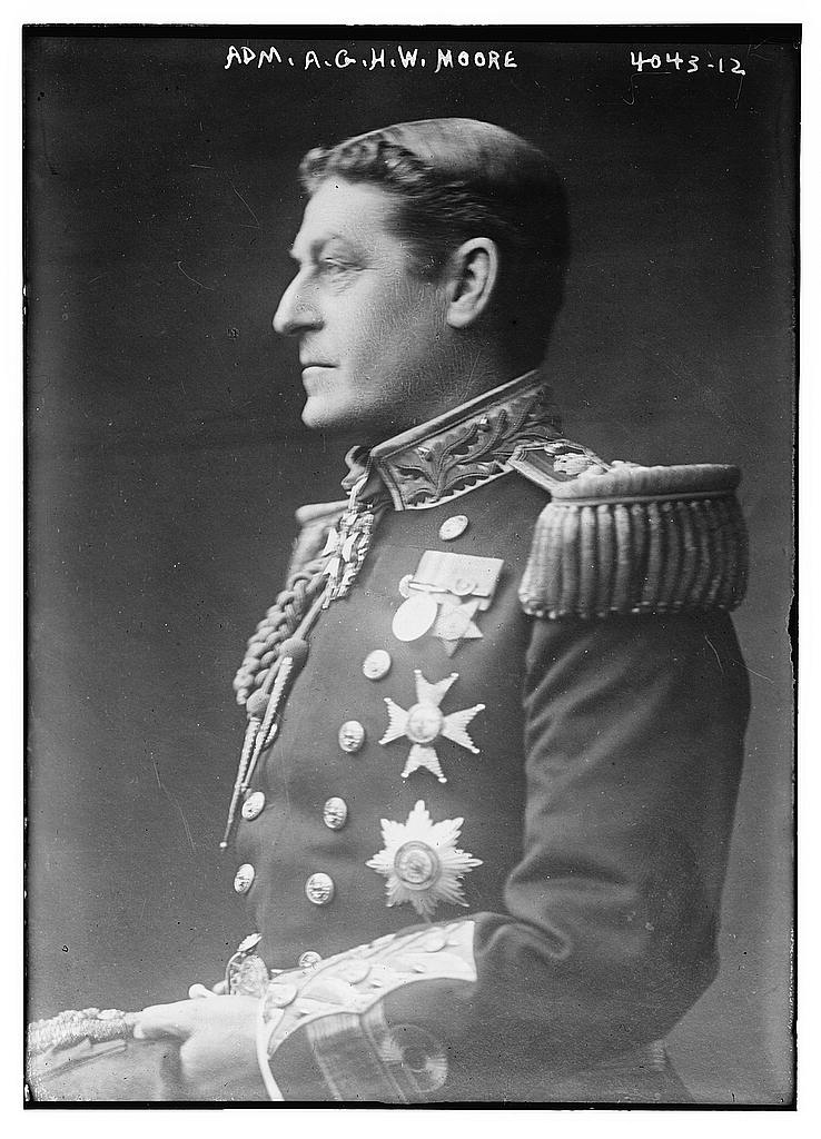 Gordon Moore Royal Navy Officer Wikipedia