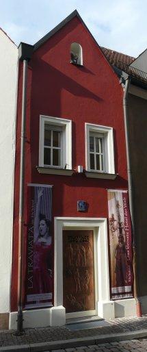 World' Smallest Hotel - Eh'usl Amberg Germany