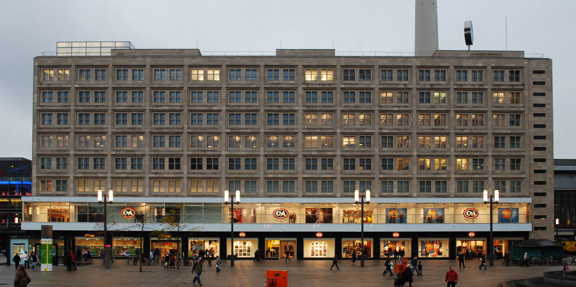 architecture of berlin history berlin a divided city