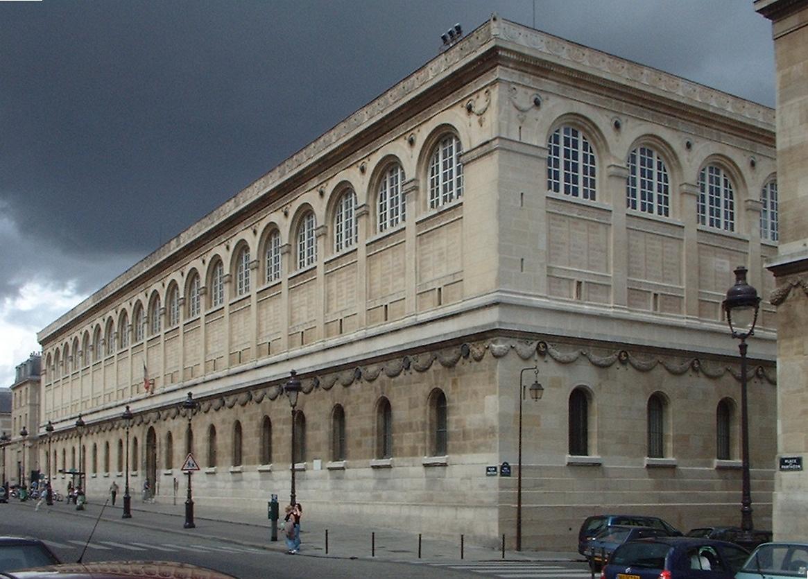 sainte genevieve library wikipedia