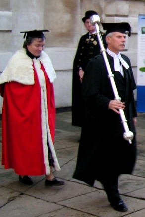 The Vice-Chancellor of the University of Cambr...