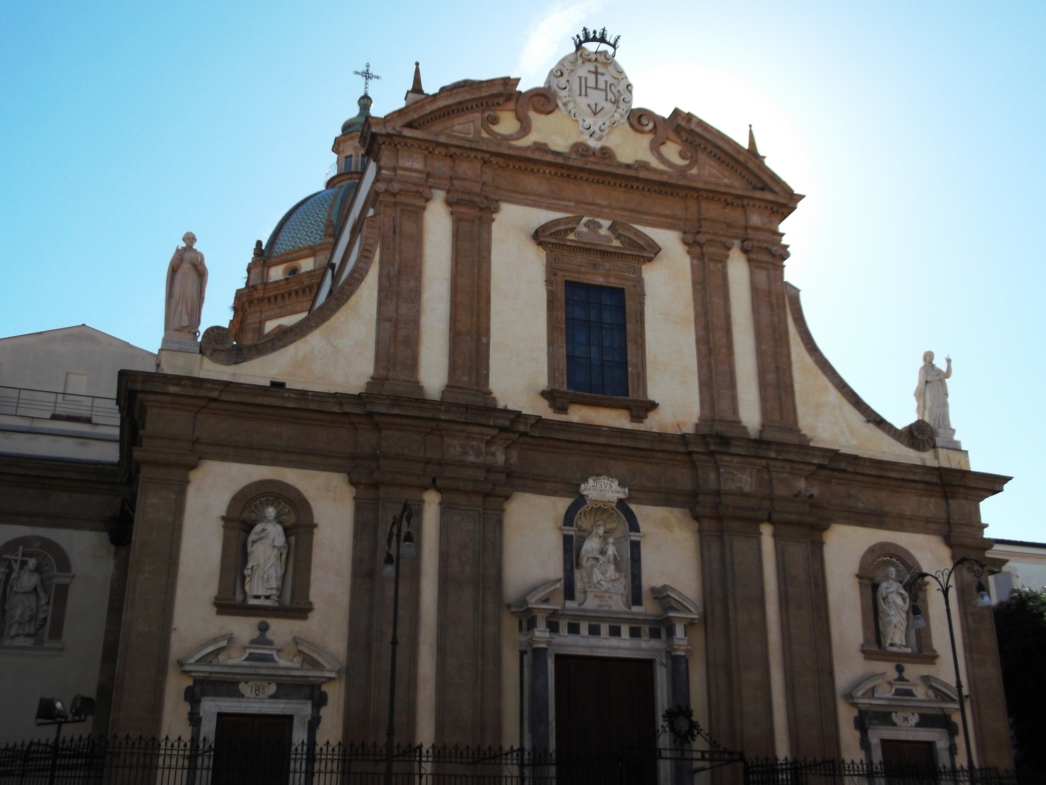 Chiesa del Ges Palermo  Wikiwand