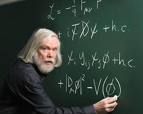 John Ellis Physicist Wikipedia