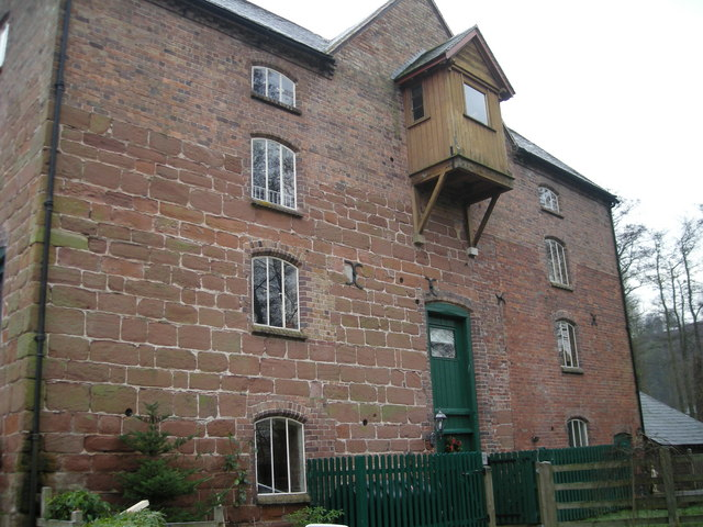 Rindleford Mill