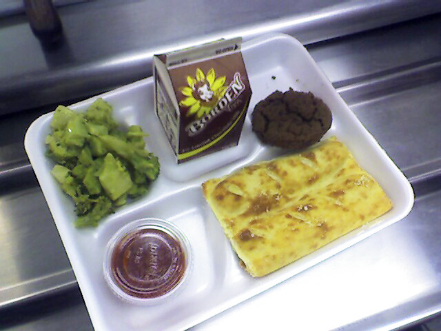 K And W Cafeteria Lunch Menu