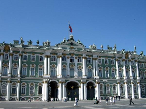 Winter Palace Hermitage Museum