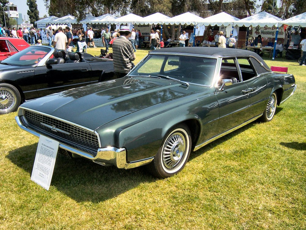 medium resolution of ford thunderbird fifth generation