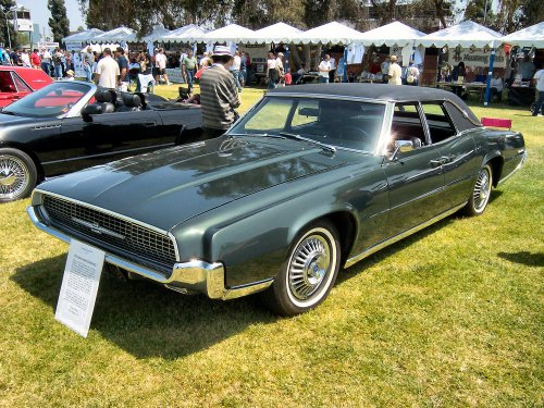 small resolution of ford thunderbird fifth generation