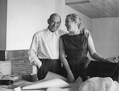 English: Alvar and Elissa Aalto Suomi: Alvar j...