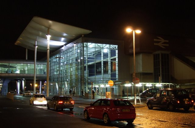 Birmingham International Railway Station Wikipedia