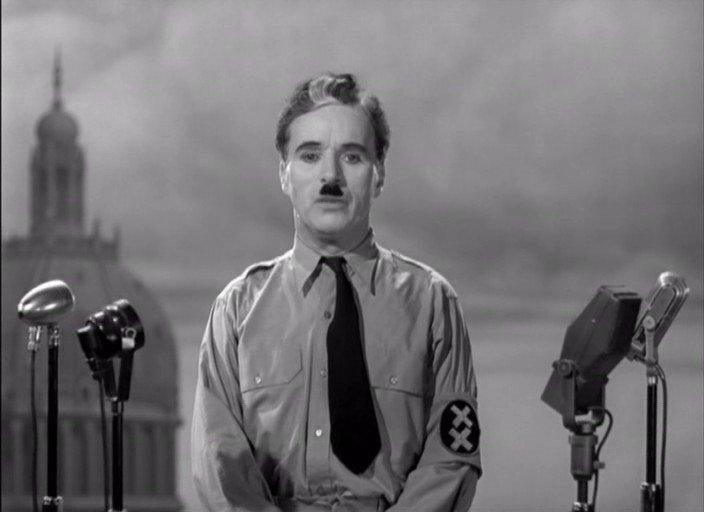 El gran dictador, discurso final
