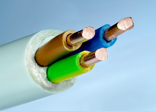 small resolution of electric cable 3 2 5 mm with solid copper wire
