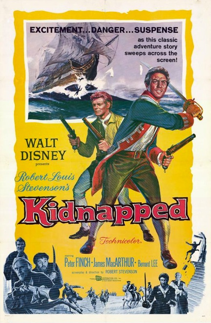 Kidnapped 1960 film  Wikipedia