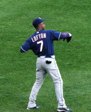 Kenny Lofton circa 2007