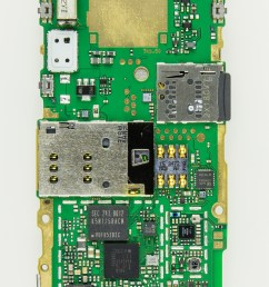 file nokia x2 02 printed circuit board 1141 jpg wikimedia commons circuit diagram of nokia x2 02 [ 2415 x 4293 Pixel ]
