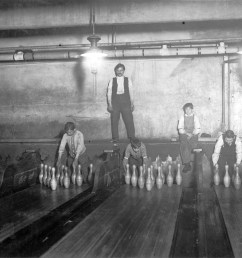 pin and bowling lane diagram [ 4884 x 3366 Pixel ]