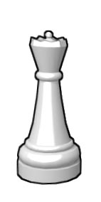 A Chess piece.