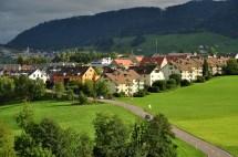 Wadenswil Switzerland History