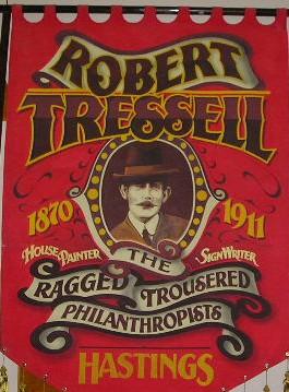 Robert Tressell banner