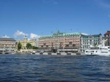 Grand Hotel Stockholm Sweden