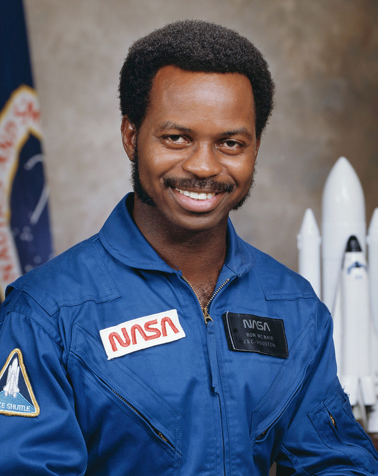 Ronald McNair, NASA Astronaut, died in Challen...