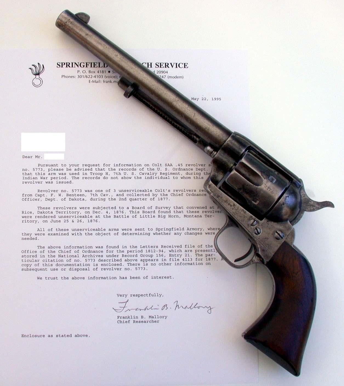 [軍火百科]還在生產的古董:柯爾特SAA左輪手槍 - gamera97的創作 - 巴哈姆特